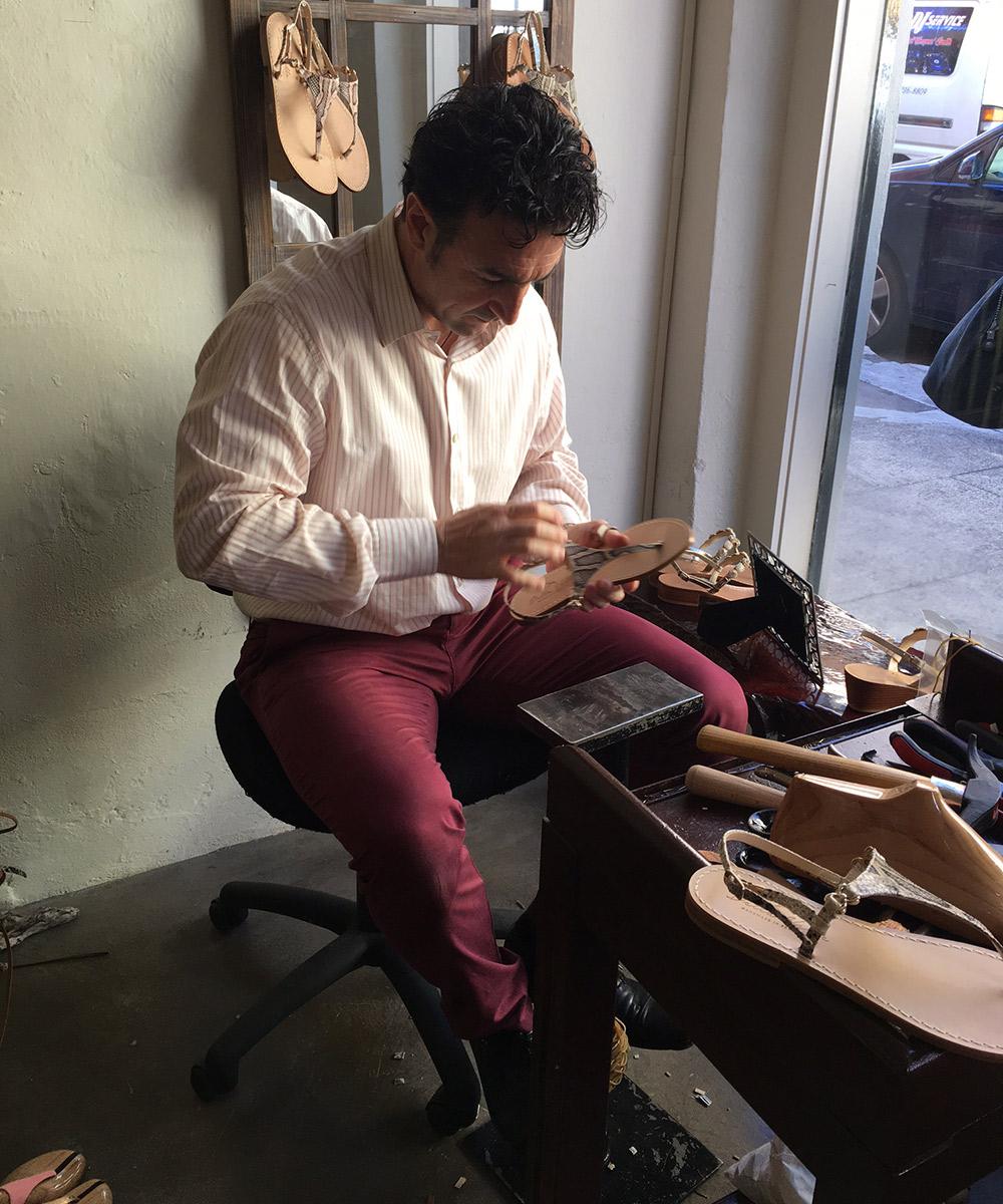 Della Valle Sandals