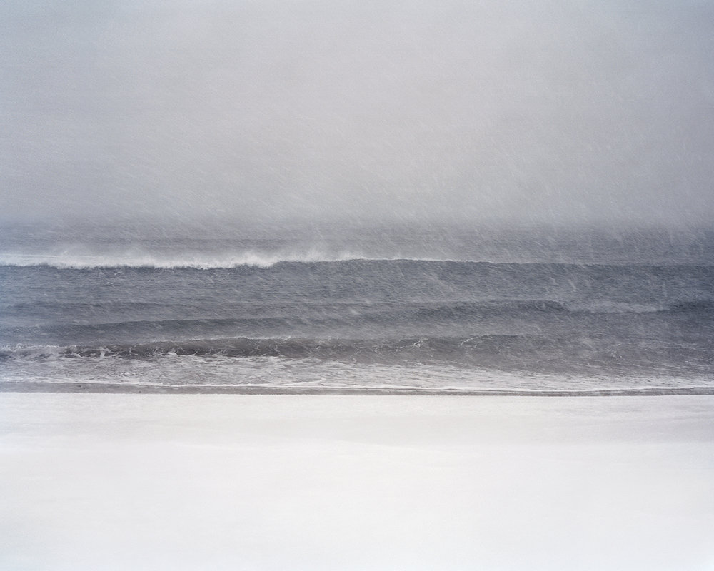Winter Seascapes III, 2011-2014