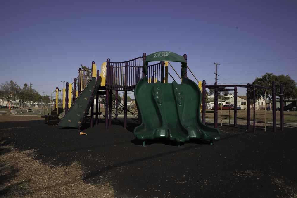 Shields-Ried rear playground