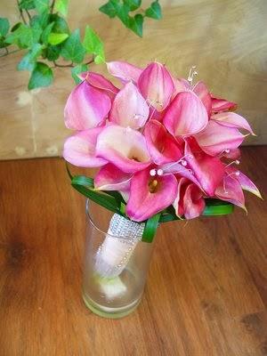 Pink Calla lily wedding Bouquet.jpg