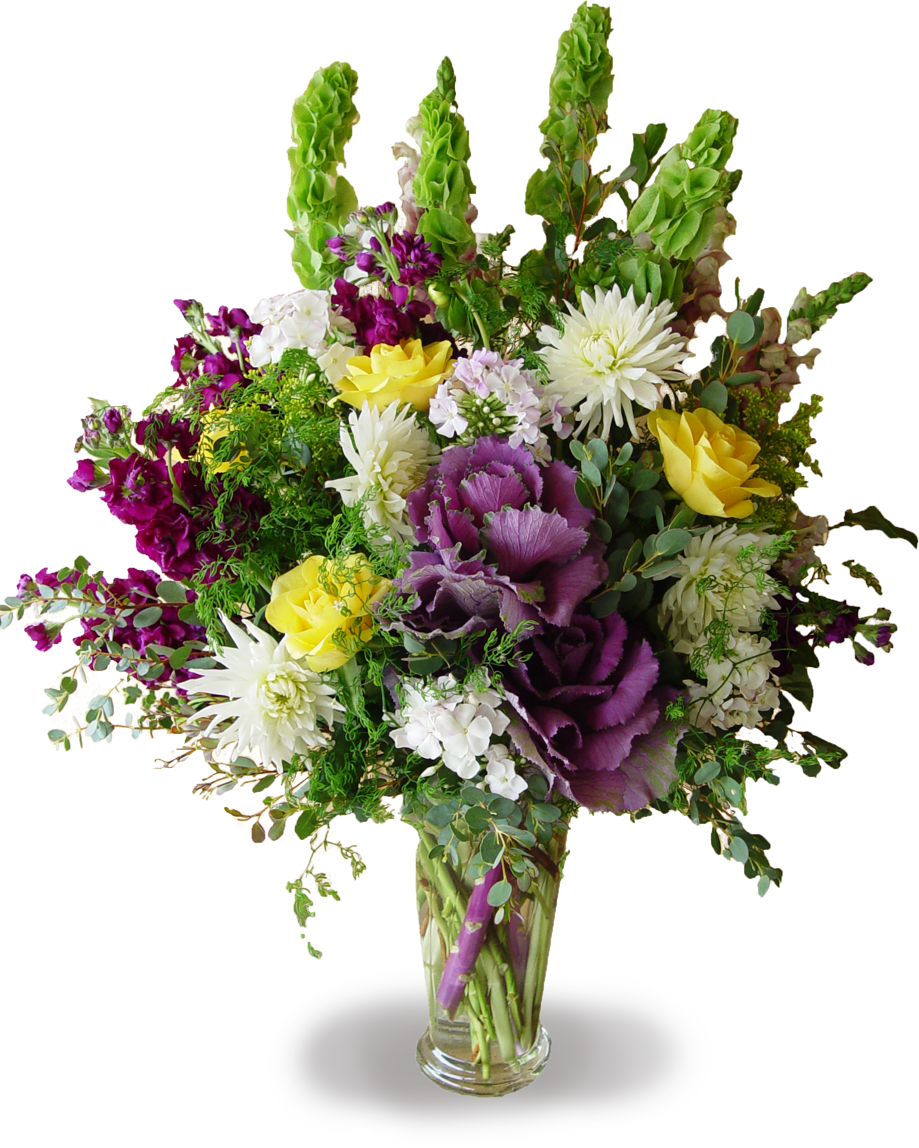 Celebration Of Life Bouquet By Apple Blossom Florist Oakland