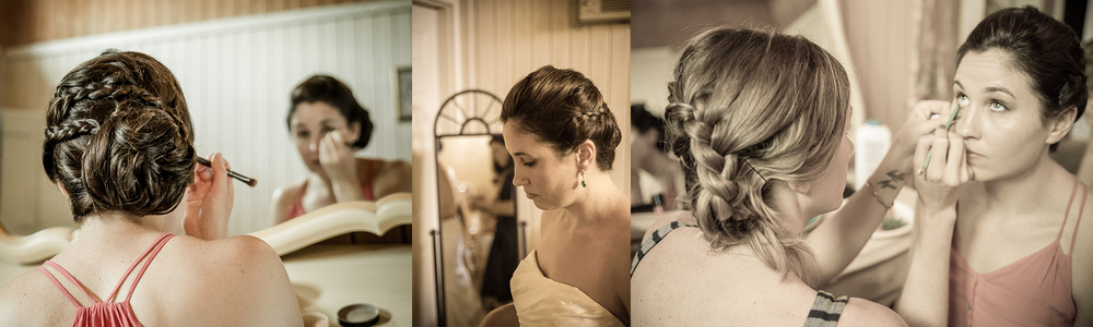 Wedding photography chapel hill nc - Bride Getting Ready