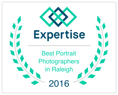 Award - We are very proud to be amongst the 20 Best Photographers in Raleigh, NC.Expertise's goal is to be a hub where qualified experts can connect with people to share their knowledge, experience, and skills.They looked at 148 photographers in Raleigh and picked the Top 20.Cheers!!