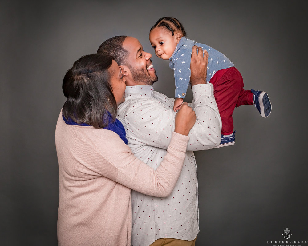 Family - Wedding photography in Raleigh NC is fun, but to us it's always special to capture the family bond and love you see with this lovely family