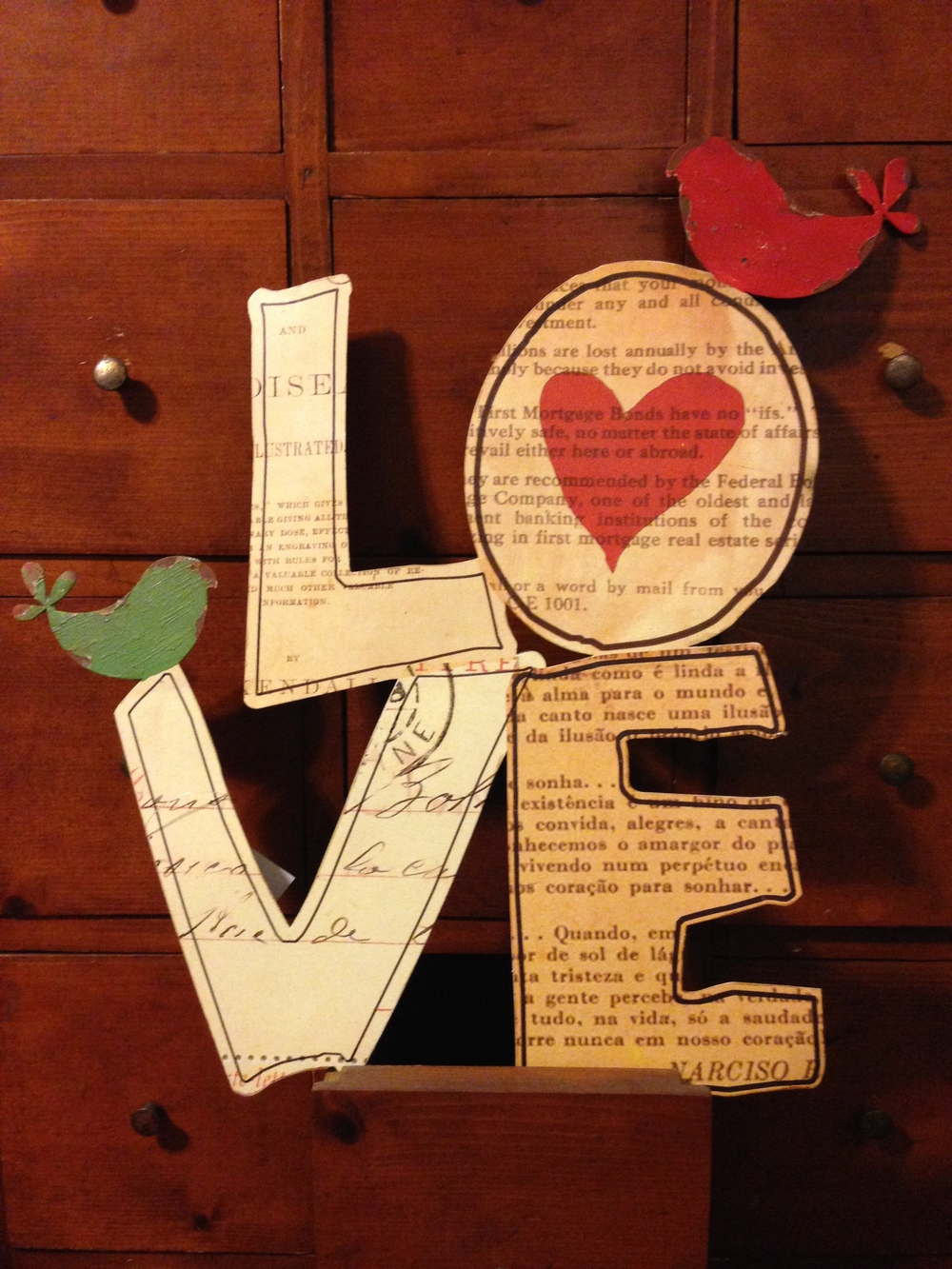 Does your home or office need a little more LOVE? We have just the thing!