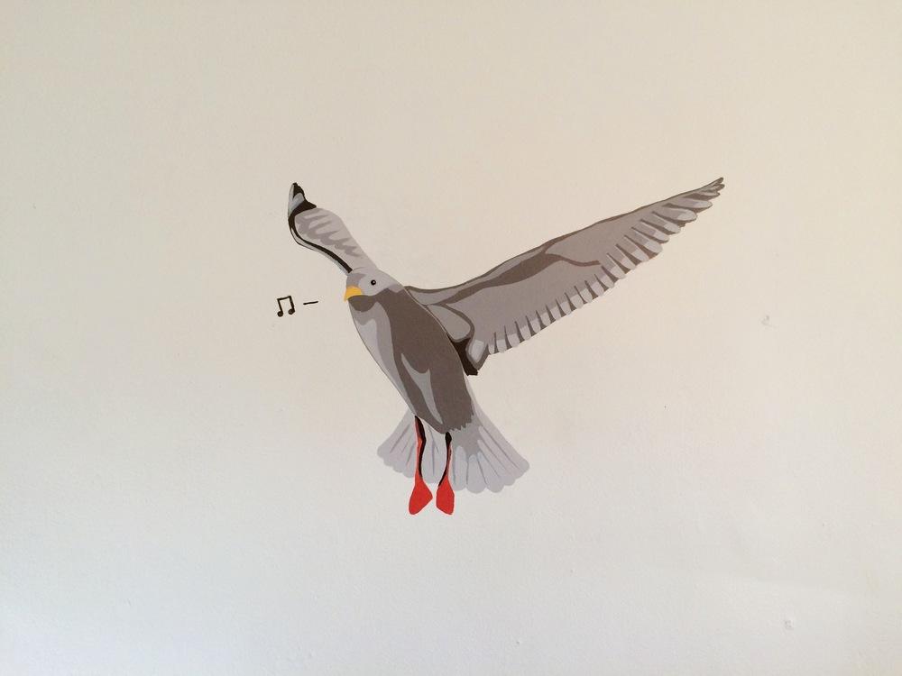Music Gull Carlaw Ave Toronto Canada