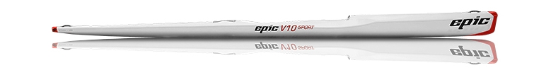 "Epic Kayaks V10 Sport Surf Ski Length: 20' (6.1m) Width: 18.9"" (48cm)"