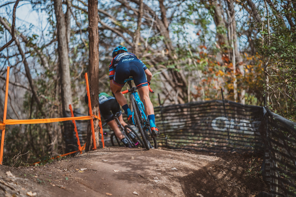 Cyclocross Magazine - Follows up with Courtenay Midseason 2018/2019