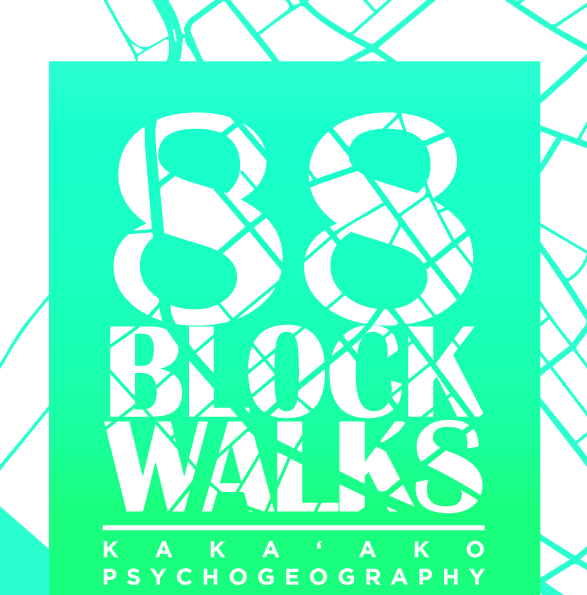 88 Block Walks