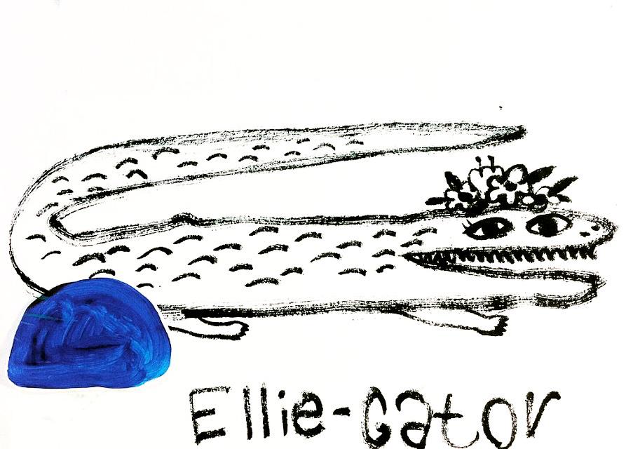 Ellie-gator 2017