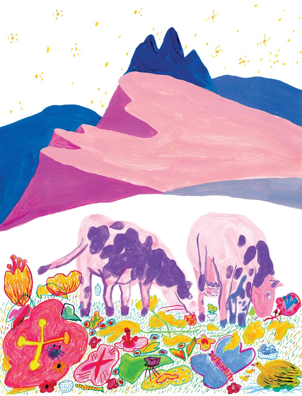 Milk Cows 2018