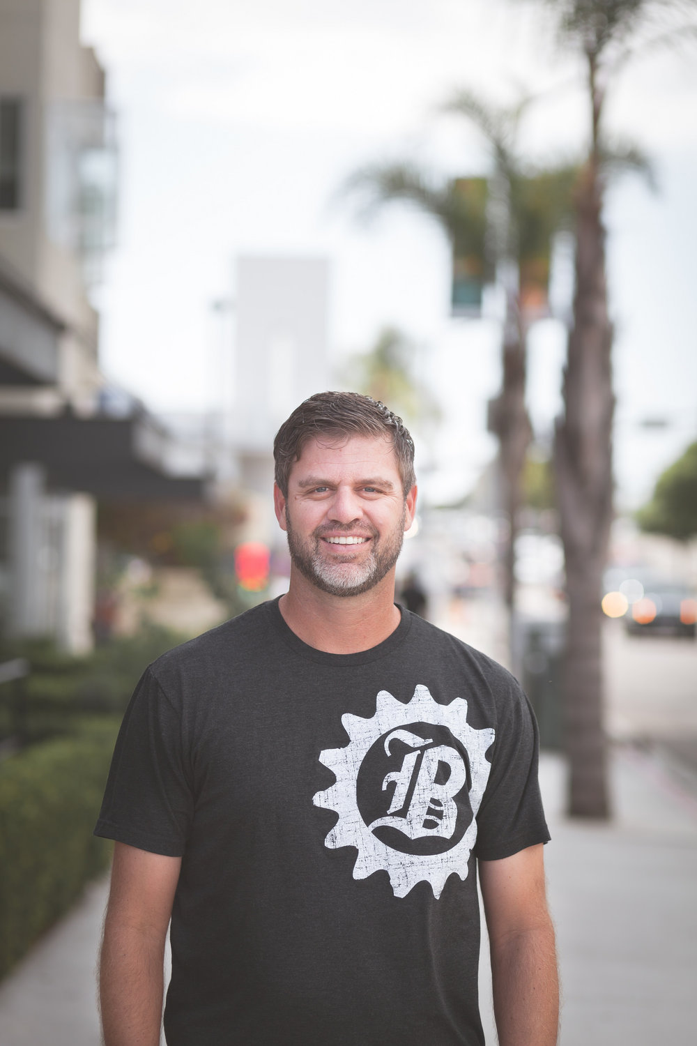CHRIS BREWSTER  Director of City Heights Runners Lead Pastor-City Heights