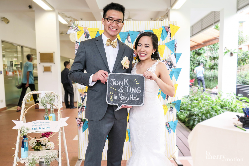An Upcycled & Crafty Weding | Jonk & Ting wed In Merry Motion 4.jpg