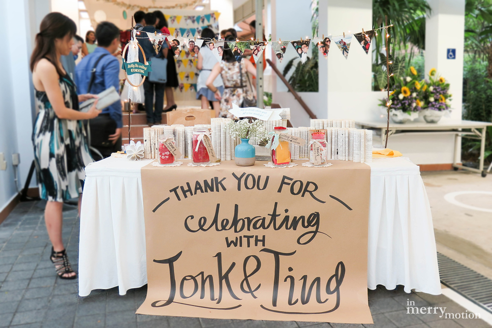 An Upcycled & Crafty Weding | Jonk & Ting wed In Merry Motion 13.jpg