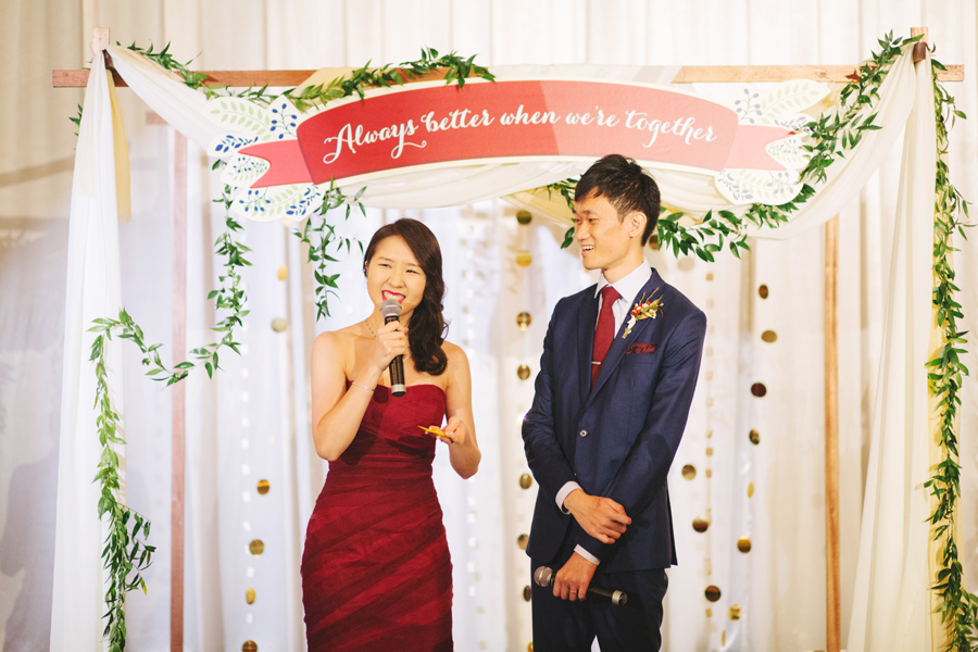 MELVIN & MAGDALENE  Mok Mag Marry on A Warm December Night