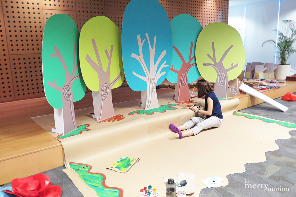 A Whimsical Swamp at the Library crafted In Merry Motion 5.jpg