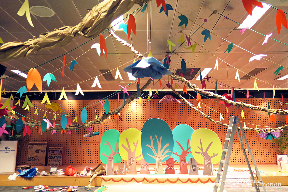 A Whimsical Swamp at the Library crafted In Merry Motion 8.jpg