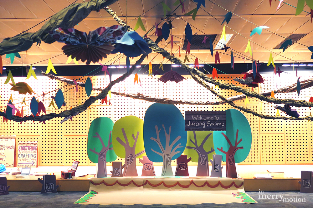 A Whimsical Swamp at the Library crafted In Merry Motion 9.jpg