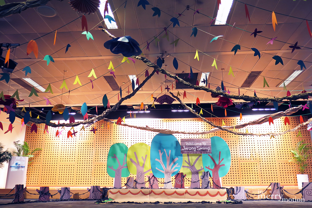 A Whimsical Swamp at the Library crafted In Merry Motion 11.jpg