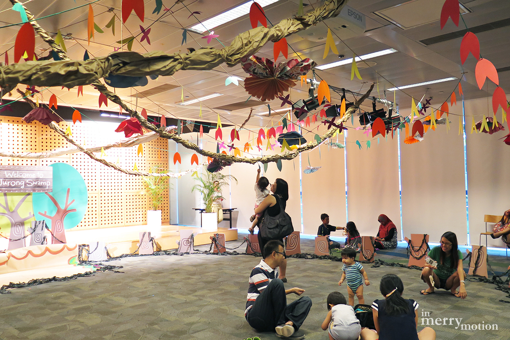 A Whimsical Swamp at the Library crafted In Merry Motion 1.jpg