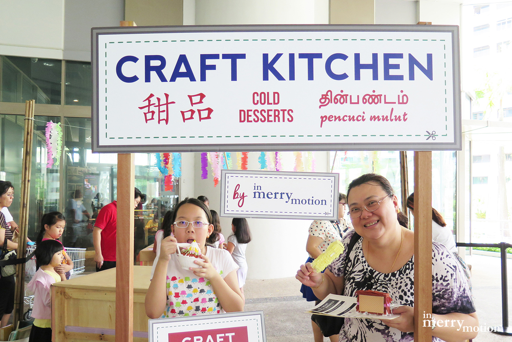 A Singaporean Dessert Piñata Craft Kitchen | A Craft Party by In Merry Motion 19.jpg