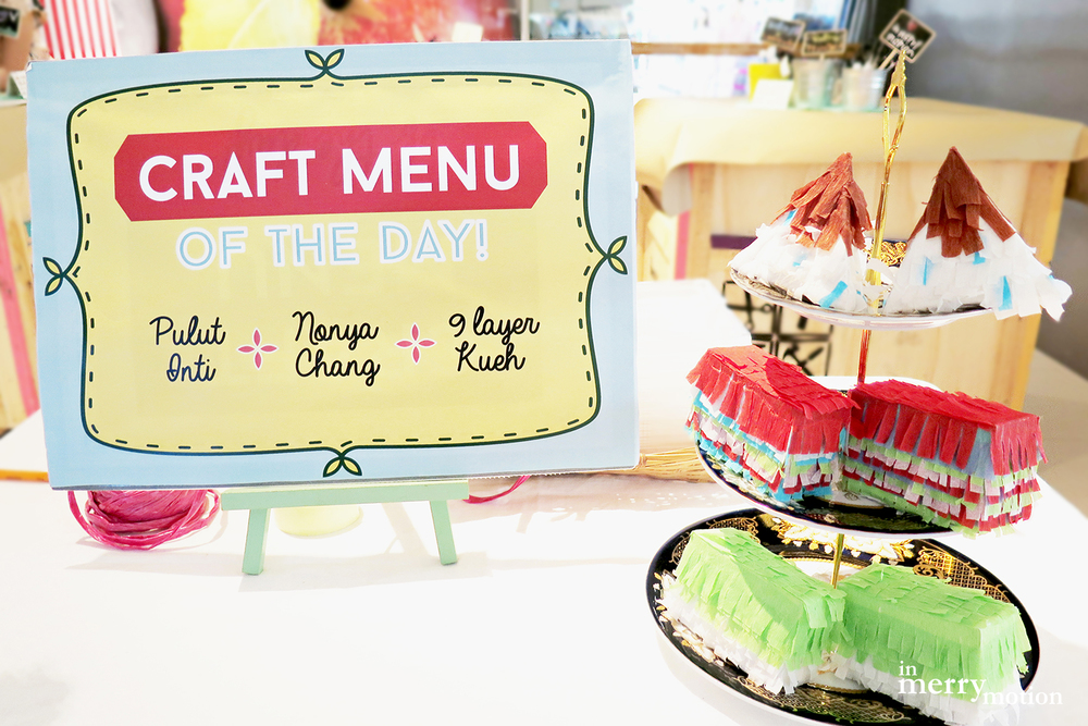 A Peranakan Snacks Piñata Craft Kitchen | A Craft Party by In Merry Motion 3.jpg