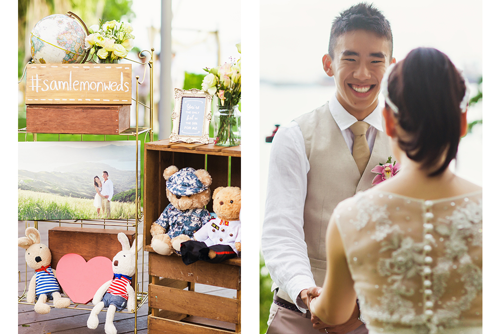 A Nautical Wedding by the Beach | Sam & Lim En wed In Merry Motion 8.jpg