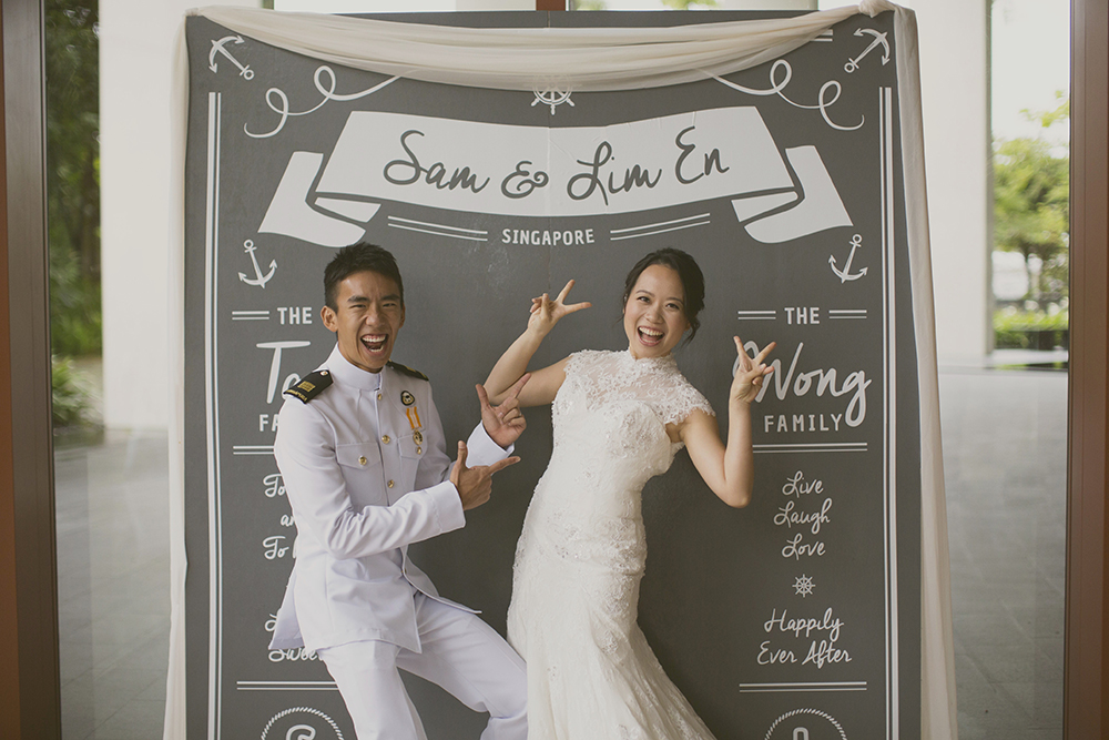 A Nautical Wedding by the Beach | Sam & Lim En wed In Merry Motion 25.jpg