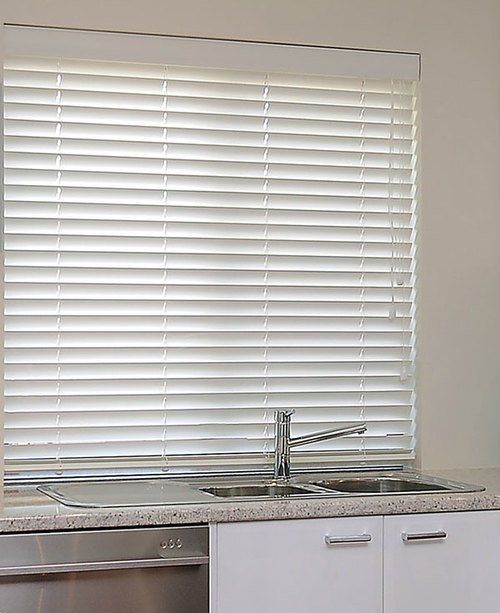 Venetian Blinds Timber Or Pvc Perf Form Security Screens
