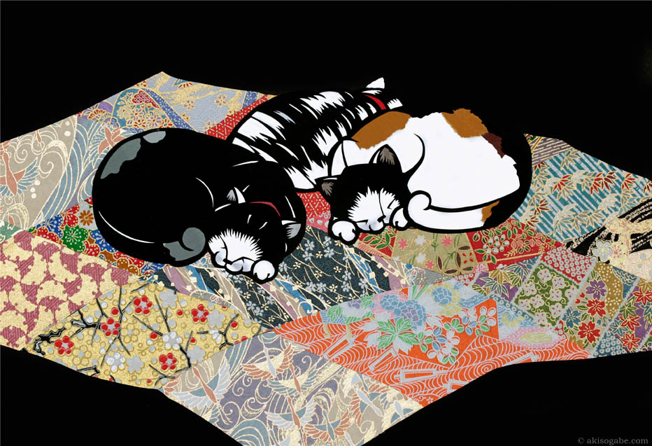 Cats on a Blanket 6.jpg