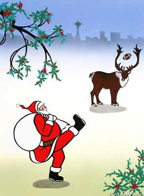 Santa's Field Goal