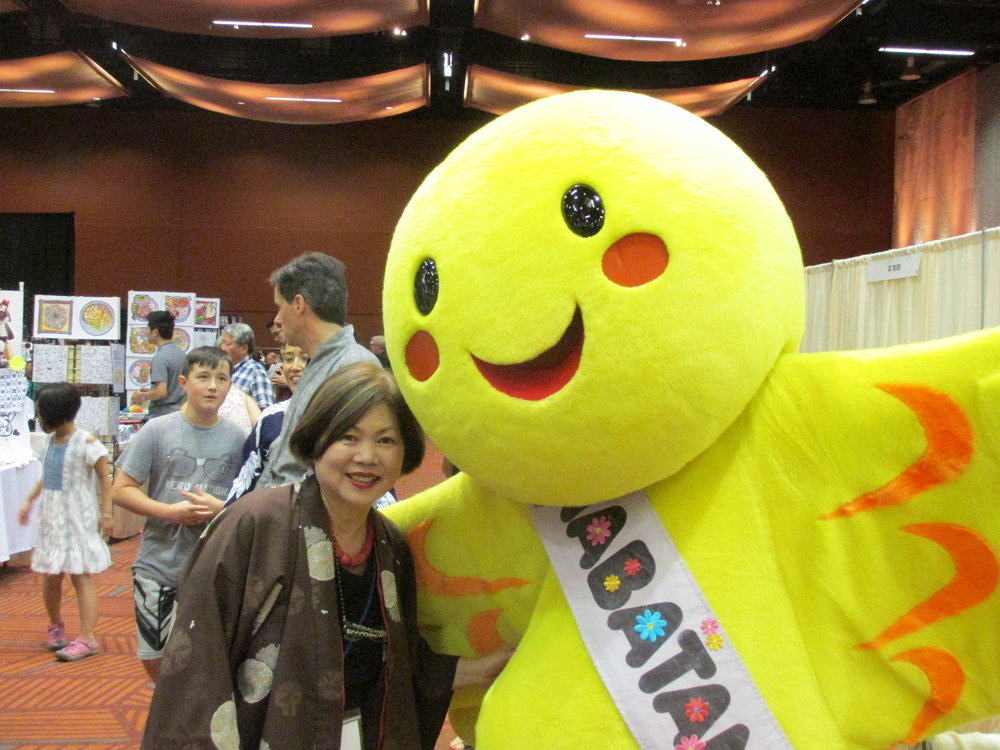 If Anpanman and Pikachu had a baby, it would look like this!
