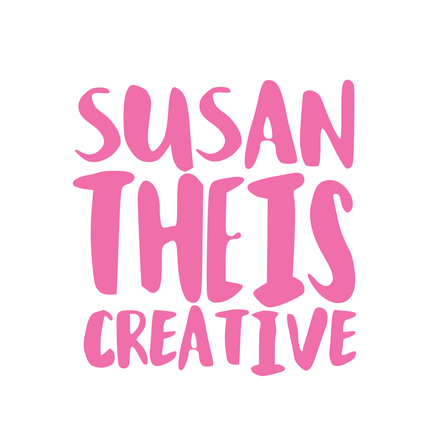 SUSAN THEIS CREATIVE
