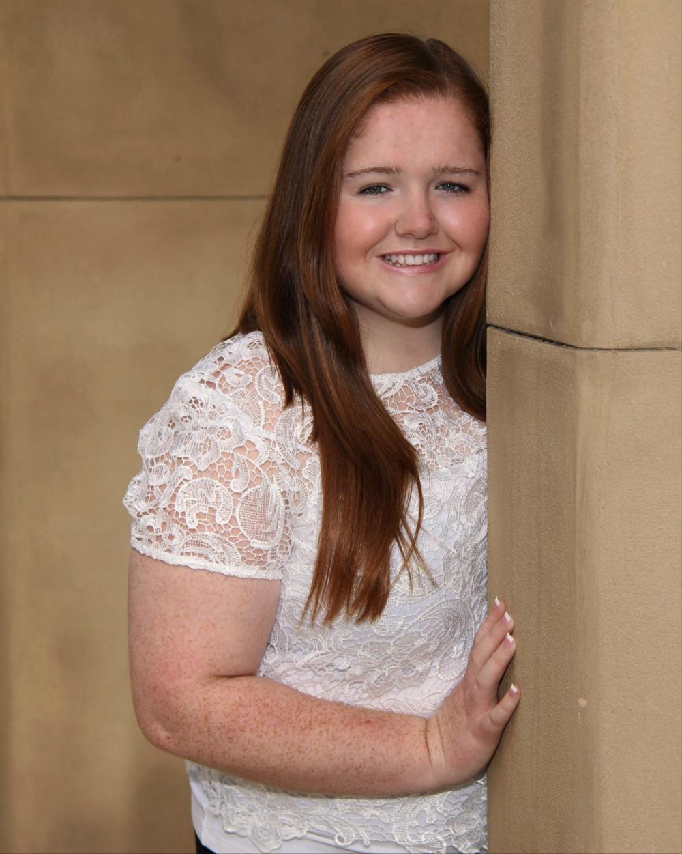 2016 Challenge Scholarship recipient, Sarah Howell