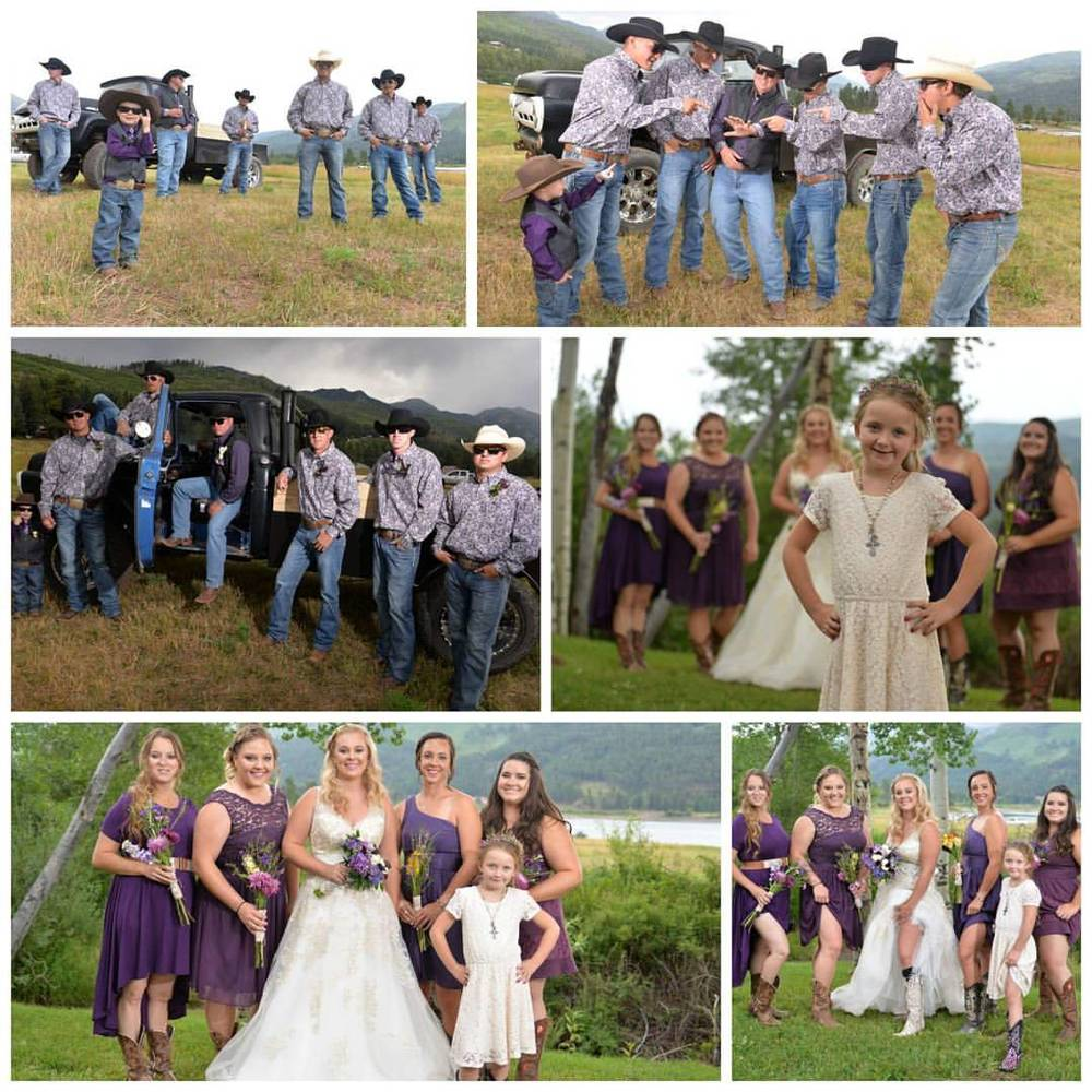 "We don't tack on an extra 500% because you mention the words ""wedding in Durango"". We can help with everything from small engagements to 200+ guest sized weddings!"