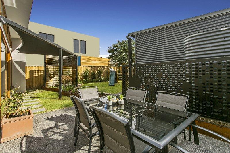 Backyard Love brunswick backyard — love it landscaping