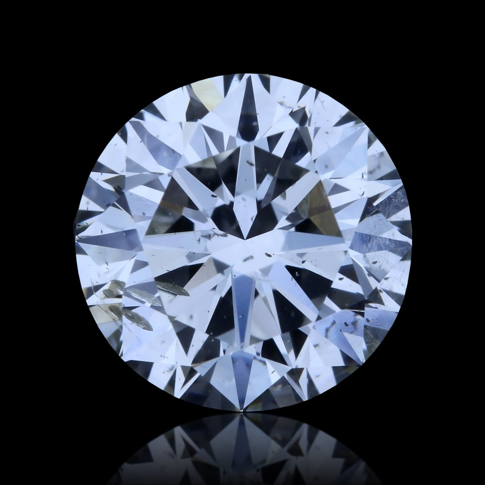 Round Brilliant Cut - 1.00ct KSI2 $3,400   Link to Certificate