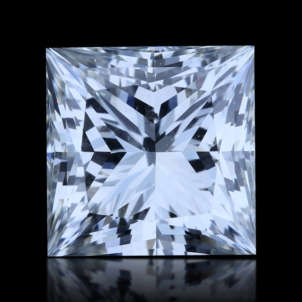 Princess Cut Diamond - 1.01ct KSI1  $2,500 Link to Certificate