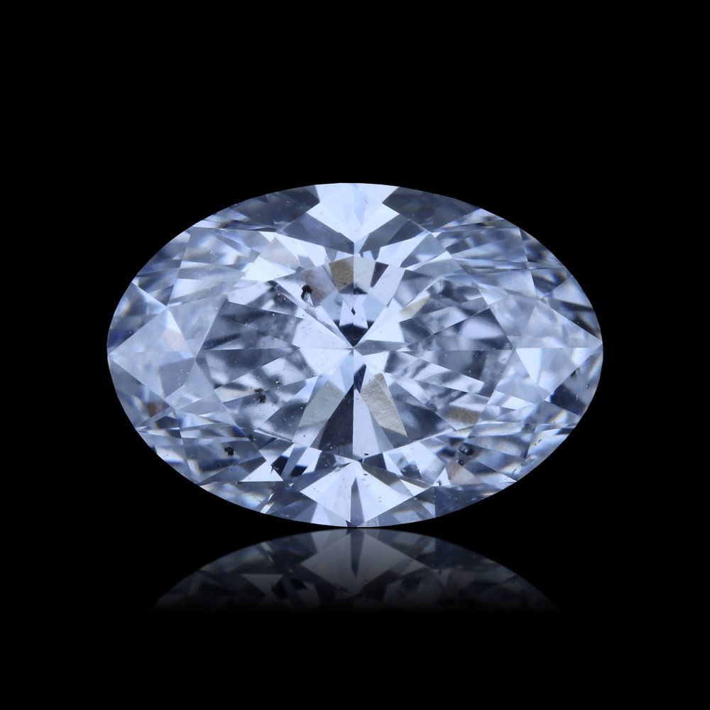 Oval Cut - 1.05ct DSI1  $5,000   Link to Certificate