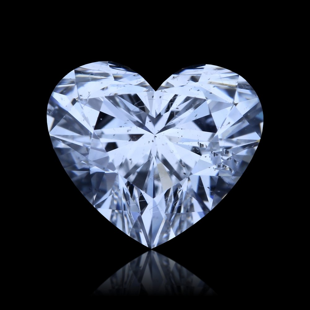 Heart Cut - 1.05ct DSI2  $4,000   Link to Certificate