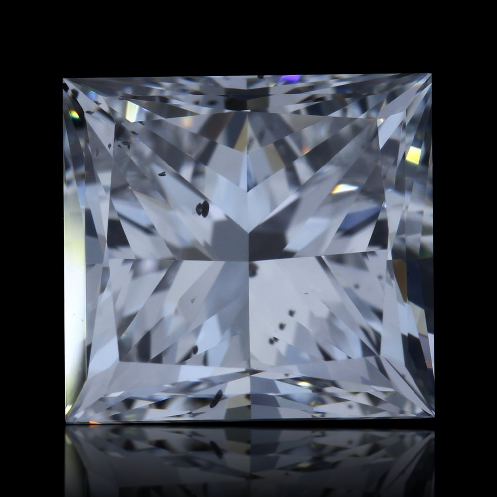 Princess Cut - 1.50ct ESI1  $9,000   Link to Certificate