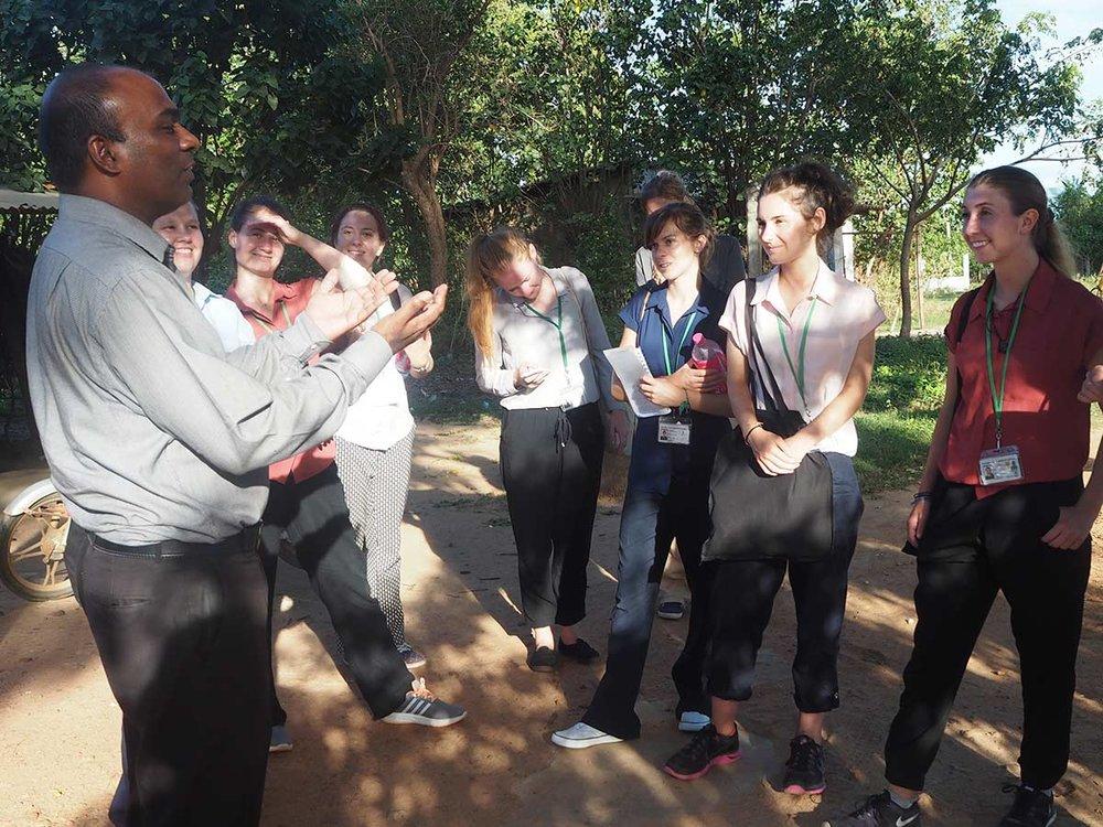 Doctor-with-team-field-trip-sri-lanka
