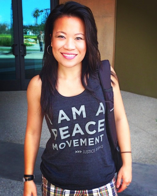 like my shirt? get yours at  Justice Rising , co-founded by my friends Cassandra & Edison Lee in the DRC, to build schools in war zones. #iamapeacemovement