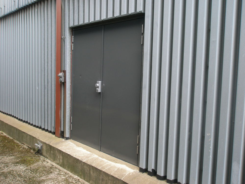 Industrial Doors And Roller Shutters Electric Gates For
