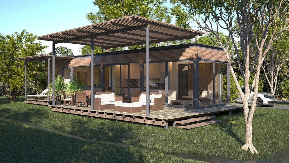 micro house GKA