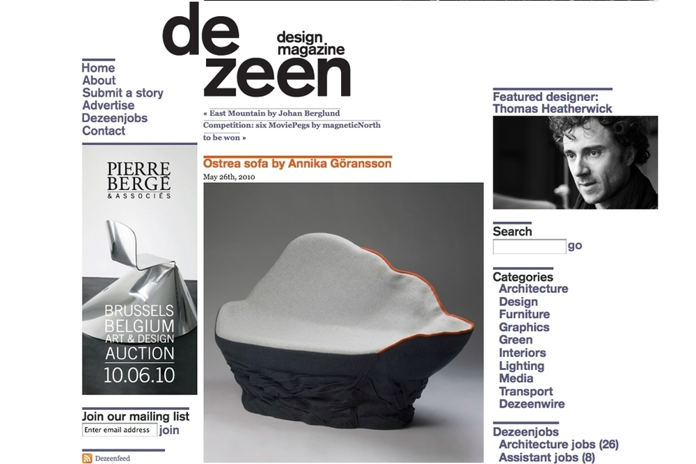 View the article here:  dezeen.com