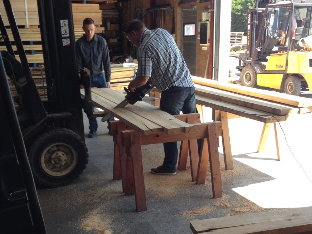 Copenhagen Hardwood