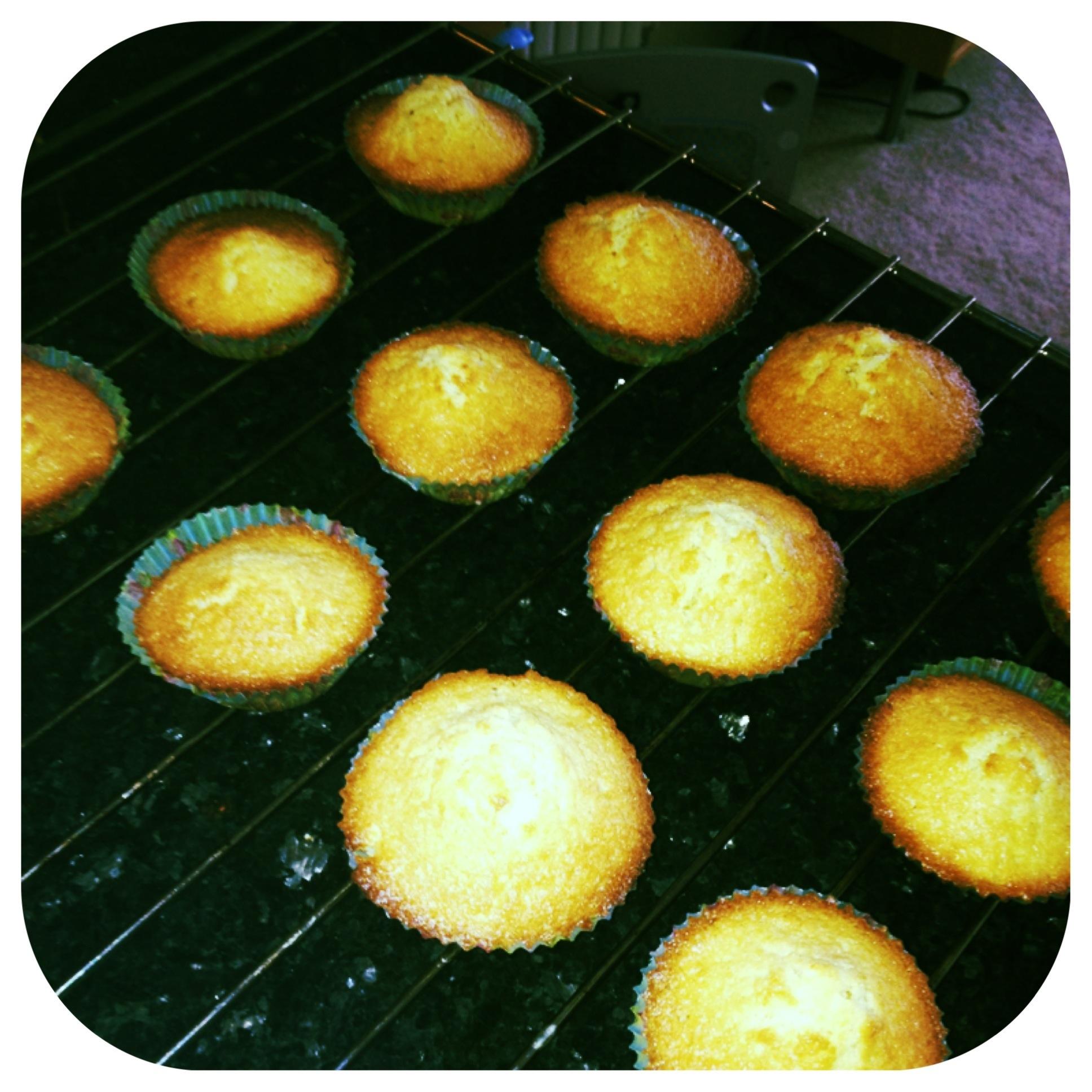 freshly baked...