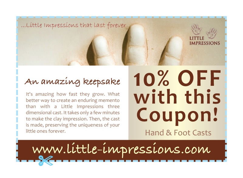 Little Impressions Voucher