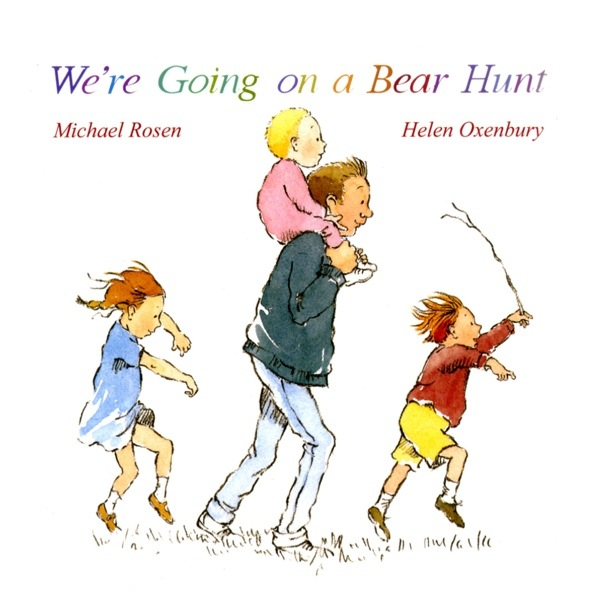 We're going on a Bear Hunt!